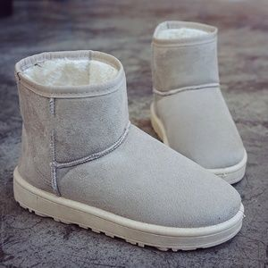 women's fashion Ankle Snow Boots